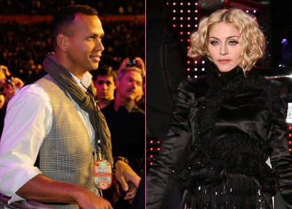 Alex Rodriguez's Madonna Problem Is Not Going Away