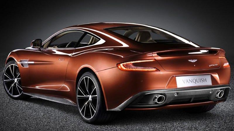 Aston Martin AM310 Vanquish Gallery
