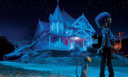 Coraline's Creepy-Cool Movie Magic, Awesome Heroine