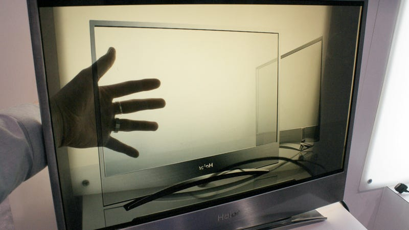 Transparent TV: Insanely Cool, But Also Why Is This a Thing?