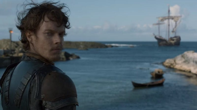 What's next for Theon Greyjoy in Game of Thrones? Umm... You really don't want to know