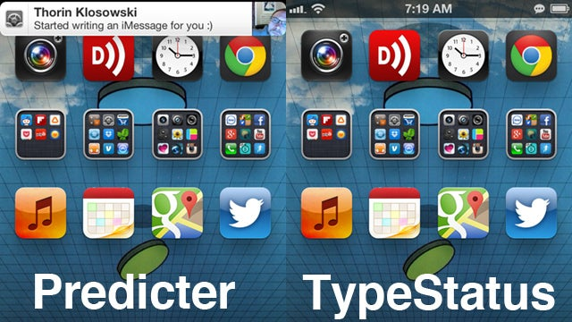 Predicter and TypeStatus Let You Know When Someone Starts Typing an iMessage for You