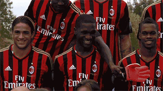 Here Is The Defining GIF Of Mario Balotelli's Career