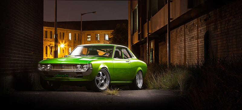 Your Ridiculously Awesome Toyota Celica Wallpaper Is Here