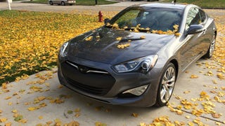 I Daily Drive a Hyundai Genesis Coupe AMA