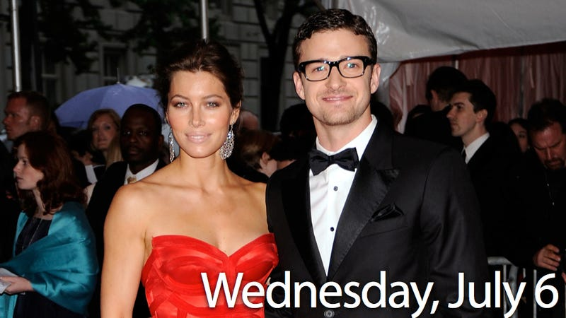 Justin Timberlake Decides Being Single Sucks, Starts Seeing Jessica Biel Again