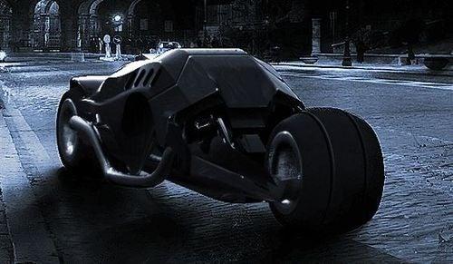 The Bat Bike: Equal Parts Bat Pod And Terminator