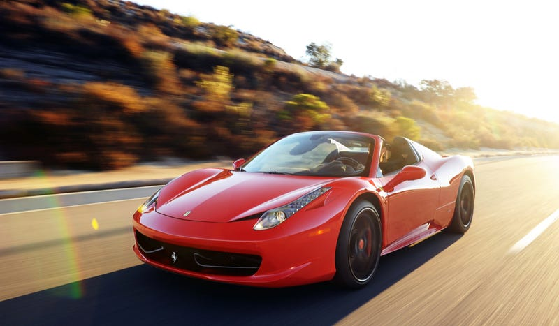 Hennessey's Twin-Turbo Ferrari 458 Spider Is Terrifyingly Wonderful