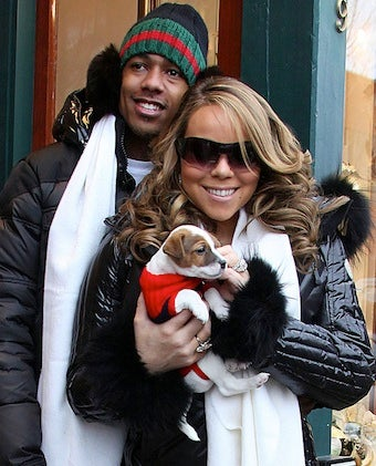 Mariah Carey Allegedly Owes $30,000 For Dog Care