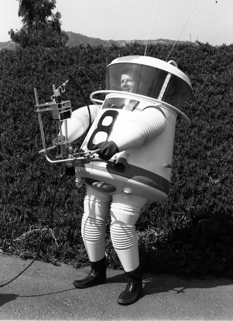 The Marshmallow Moon-Suit