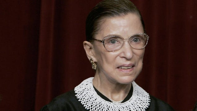 Justice Ruth Bader Ginsburg Is Recovering From a Heart Procedure