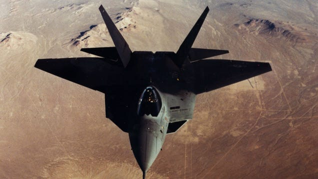 The F-22 Is Finally Seeing Action After Seven Years