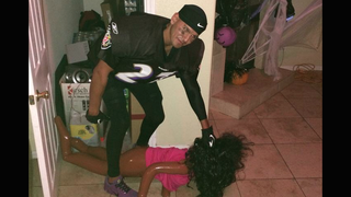 Nah, Don't Be Ray Rice For Halloween