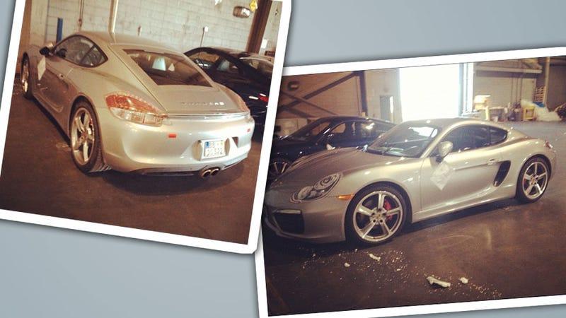 2013 Porsche Cayman: This Is It