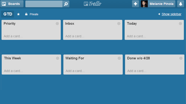 Get Both a Focused and Bird's Eye View of Your Tasks with Trello