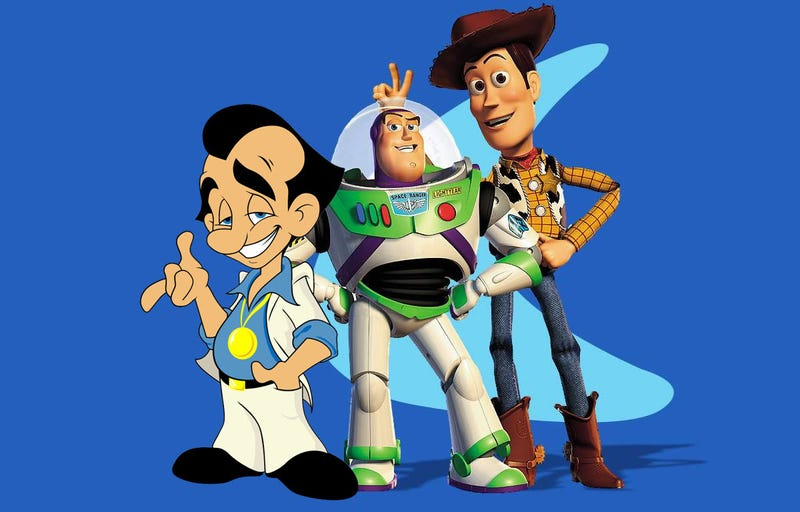 After Toy Story, Disney Want To Tell A Video Game Story
