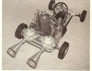 Just A Reminder: '60s Car-Rocketeers Turbonique Were Batshit Insane