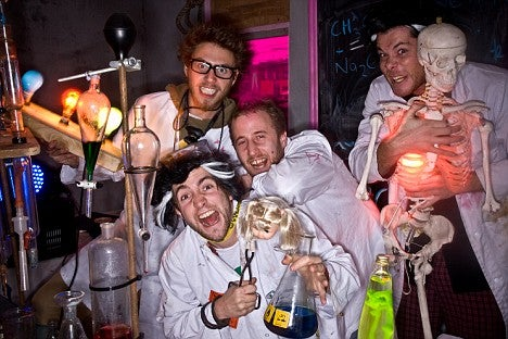 Fake Mad Scientists Arrested Under Anti-Terrorism Law