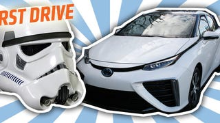 The Next Prius? What It's Like To Drive Toyota's $57,000 Hydrogen