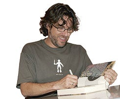 Michael Chabon's New Book Used To Really Suck