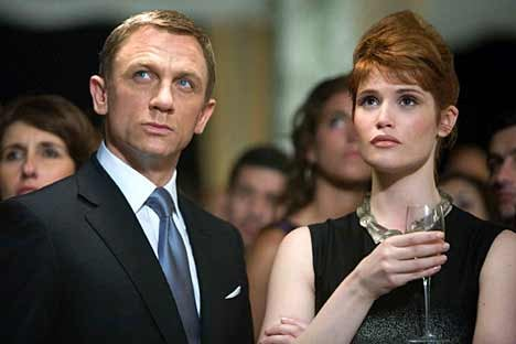 Quantum Of Solace Gets Smidgen Of Bonus