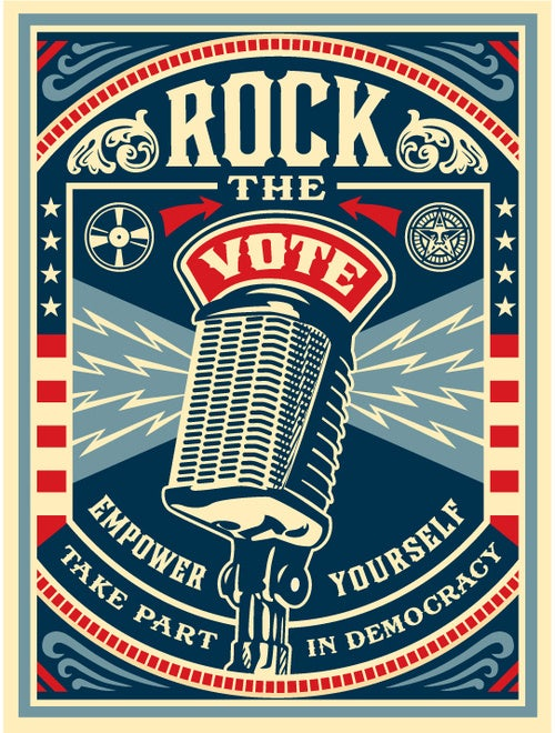 America's Next Top Car Blogger: Rock The Vote!