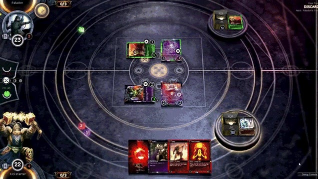 Does This Look Like A Magic: The Gathering Clone To You?