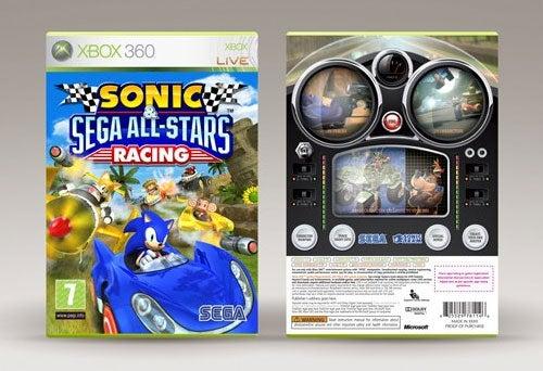 Rumor: Banjo Kazooie Karting In Sega All-Stars Racing