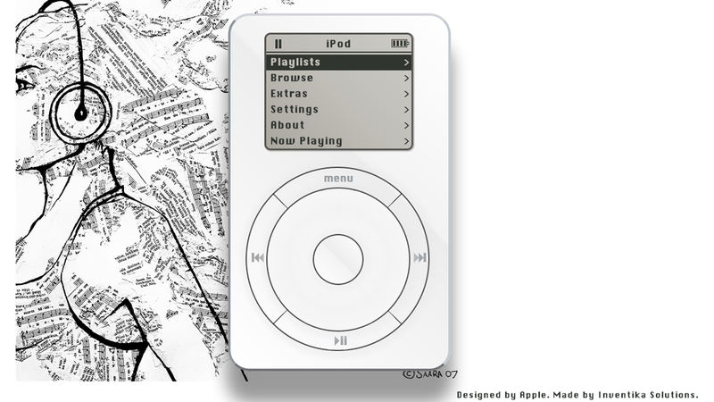 Classic iPod in Your Browser: The Best Way to Waste Your Friday