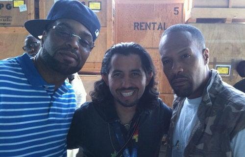 Method Man, Redman And...Hair Man?
