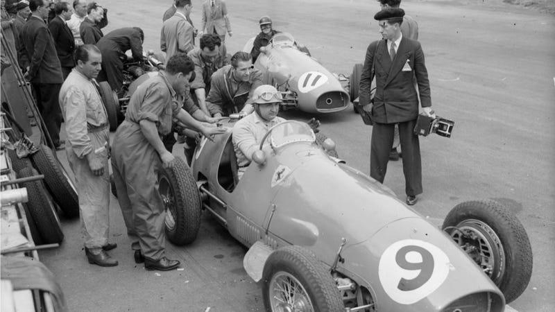 Former Formula One Driver, Le Mans Winner Jose Froilan Gonzalez Dies