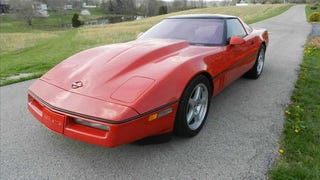 Ridiculous Deals Part 2: Who wants a 1990 ZR-1?