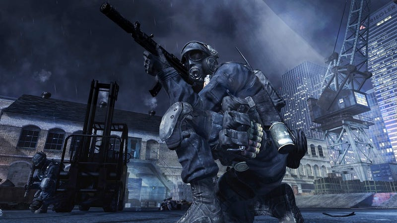 Modern Warfare 3 in Action Leaves Me Wanting... But What?