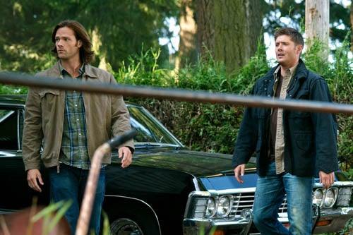 Supernatural Season 8 Premier Photos