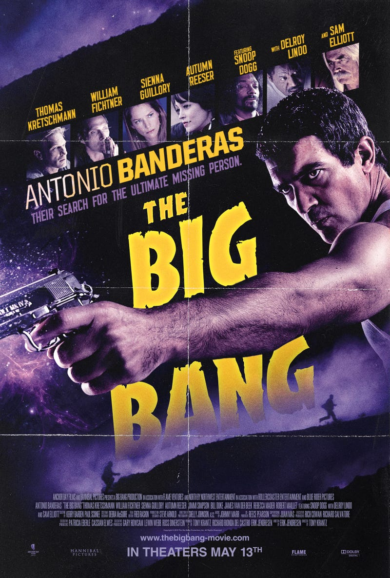 Antonio Banderas' Big Bang trailer exposes us to subatomic particle sex magic