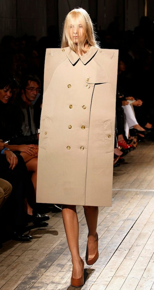 Another Irresistibly Impractical Offering From The Fashion Industry