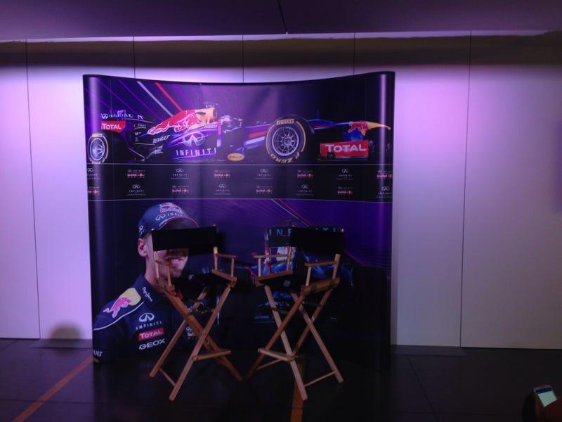 Waiting For Vettel
