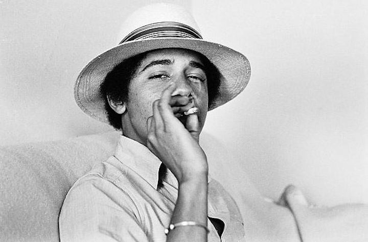 Obama Says All the Right Things About Weed in New Interview