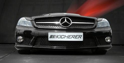 Kicherer 2008 Mercedes SL 63 AMG Fails To Eroticize