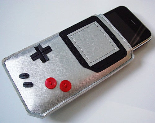 GameBoy Cozies Up To Your iPhone