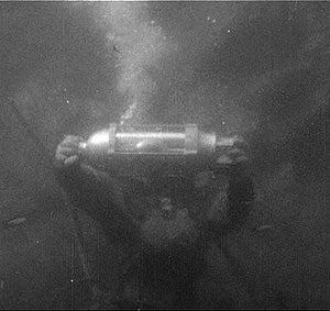 Real-Life Oxygen Destroyer Kills Ocean Creatures