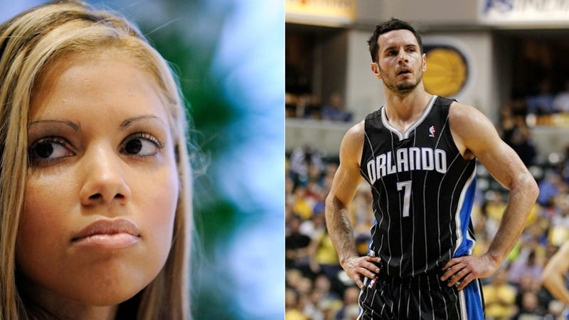 How J.J. Redick's Abortion Contract Was Conceived