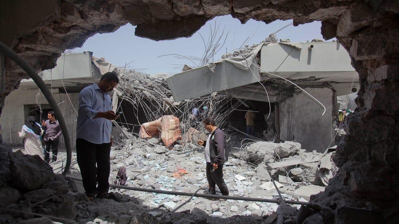 Pro-Qaddafi Forces Attack Embassies in Libya