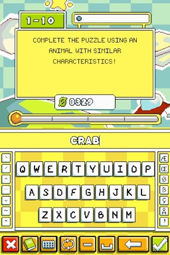 Three Solutions For This Super Scribblenauts Problem