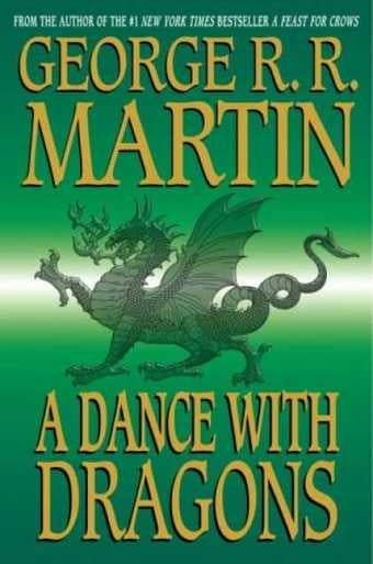 George R.R. Martin's A Dance with Dragons is really almost done!
