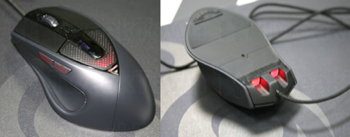 Cooler Master Storm Gaming Mouse Has Its Own Display, Adjustable DPI