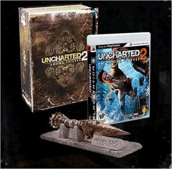 Play Uncharted 2 Demo to Win Fortune Hunter Edition