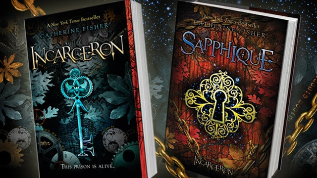 Catherine Fisher's Incarceron Is Alive