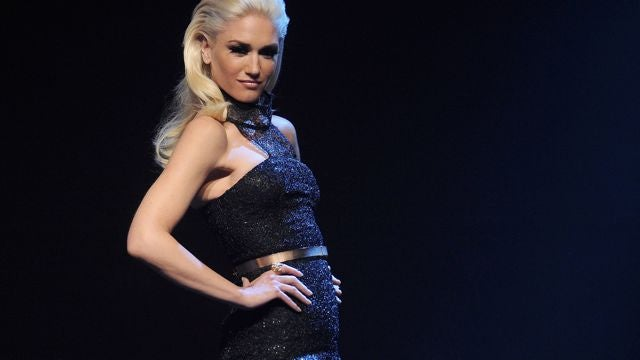 Gwen Stefani Tries To Pass Off Michael Angel Dress As Her Own Design