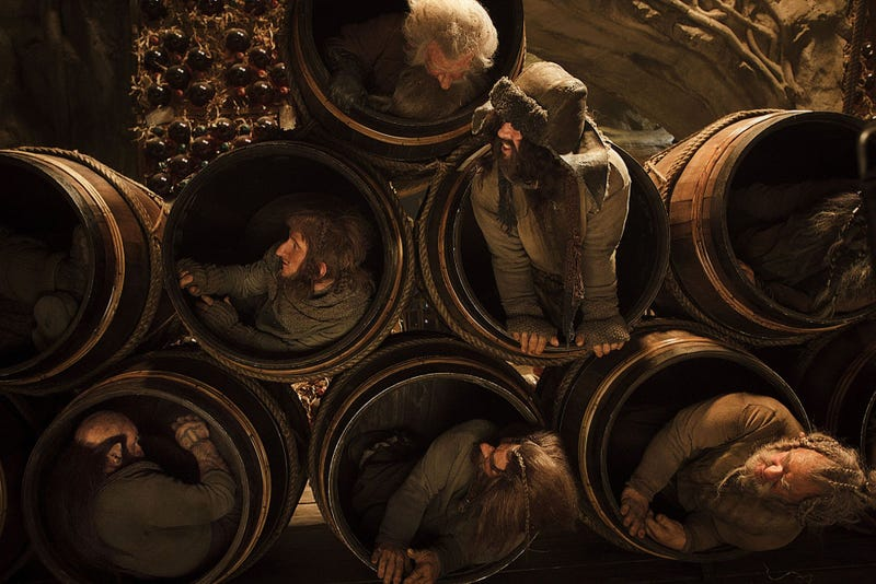 We've seen 20 minutes of The Hobbit: The Desolation of Smaug